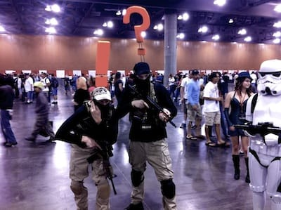 Funniest costumes at Phoenix ComiCon